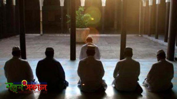 মসজিদে তারাবি নামাজে ইমামসহ ২০ জনের বেশি নয়