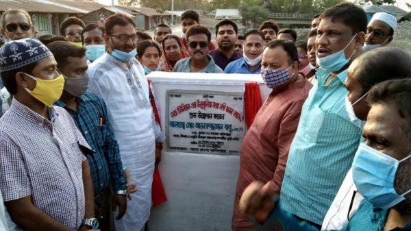 পাইকগাছা উপজেলাকে লোনা পানি মুক্ত করা হবে : এমপি বাবু