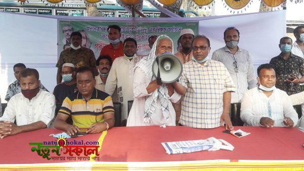করোনা মোকাবেলায় শ্রমিকদের কল্যাণে সরকার পাশে রয়েছে-এমপি সালাম মূর্শেদী