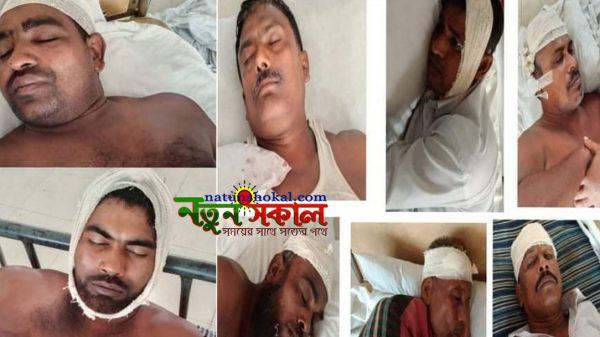 শার্শায় নৌকার মনোনয়ন জেরে হামলা: ইউপি সদস্যসহ আহত ২০